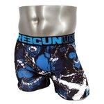 FREEGUN(フリーガン) ボクサーパンツ メンズ アンダーウェア インナー 男性下着 下着 メンズボクサーパンツ ギフト プレゼント 誕生日プレゼント 840034 FGXG SNAKE (L)