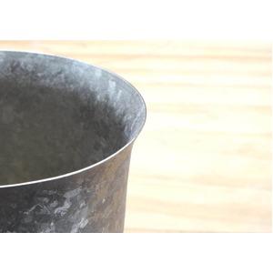 HORIE チタン二重タンブラー 窯創り 広口 290cc シルバー