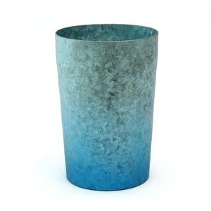 HORIE チタン二重タンブラー 窯創り ライト 270cc グラデーションブルー