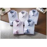 銀座・丸の内のOL100人が選んだワイシャツ&ネクタイセット Lサイズ