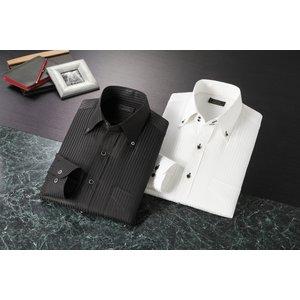 FCシルクタッチドレスシャツ2枚組 【Lサイズ】 - 拡大画像