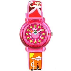 子供用腕時計 ベビーウォッチ ジップザップ プリンセス  - 拡大画像