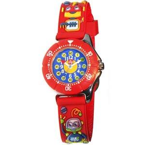 子供用腕時計 ベビーウォッチ ジップザップ ロボット - 拡大画像