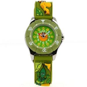 子供用腕時計 ベビーウォッチ ジップザップ ヘビ - 拡大画像