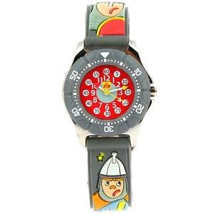 子供用腕時計 ベビーウォッチ ジップザップ 騎士 - 拡大画像