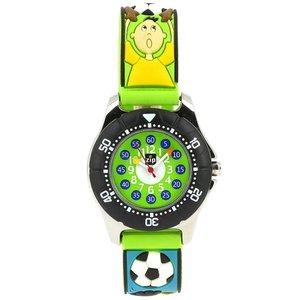 子供用腕時計 ベビーウォッチ ジップザップ サッカーウォッチ - 拡大画像