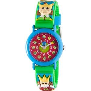 子供用腕時計 ベビーウォッチ ジップザップ お姫様  - 拡大画像