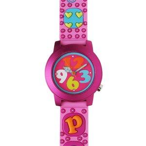 子供用腕時計 ベビーウォッチ パッションウォッチ ポップガール - 拡大画像