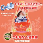 CUDDLY ULTRA ENERGISING 1000ML【2本セット】