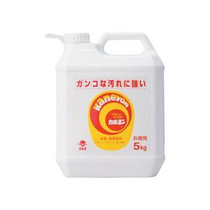 カネヨ液体クレンザーカネヨン業務用5kg1本