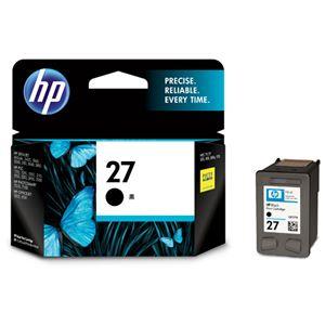 HP27 プリントカートリッジ 黒 C8727AA#003 1個 【×3セット】 h01