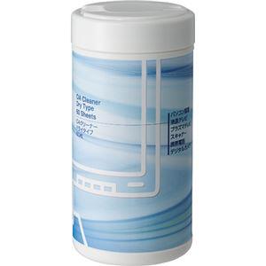 TANOSEE OAクリーナー ドライティッシュ ボトル 1個(60枚) 【×5セット】 h01