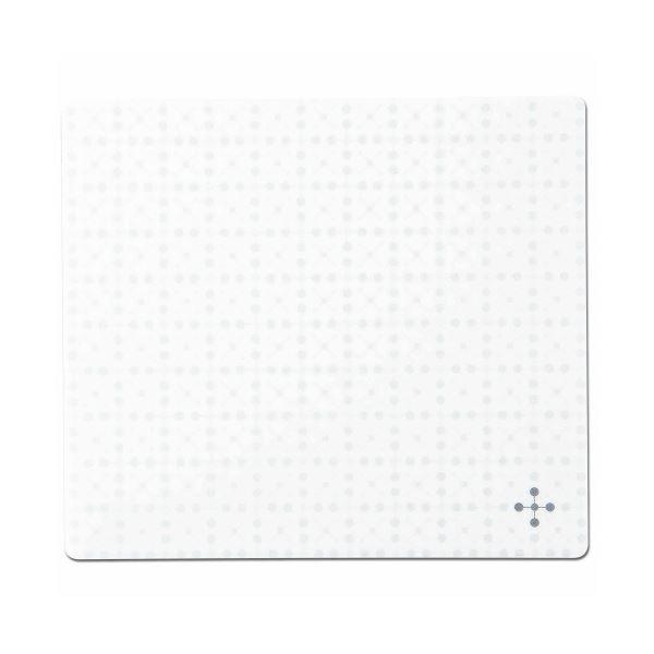 TANOSEE ECOマウスパッド ホワイト 1枚 【×5セット】f00