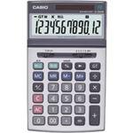 カシオ CASIO 本格実務電卓 12桁 ジャストサイズ JS-200W-N 1台