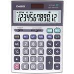 カシオ CASIO 本格実務電卓 12桁 DS-12WT-N 1台
