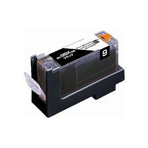 ECI-CA09B リサイクルインクカートリッジ (キヤノン(Canon):BCI-9BK互換) h01