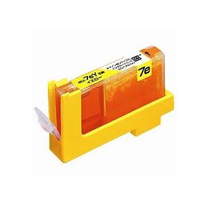 ECI-CA07EY リサイクルインクカートリッジ (キヤノン(Canon):BCI-7eY互換) h01