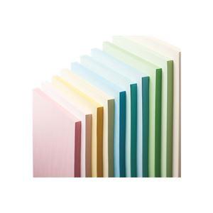 長門屋商店 Color Paper B4 中厚口 アイボリー ナ-2215 1冊(100枚) h01