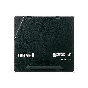 マクセル LTO Ultrium1 データカートリッジ 100GB/200GB LTOU1/100 XJB 1巻 h02