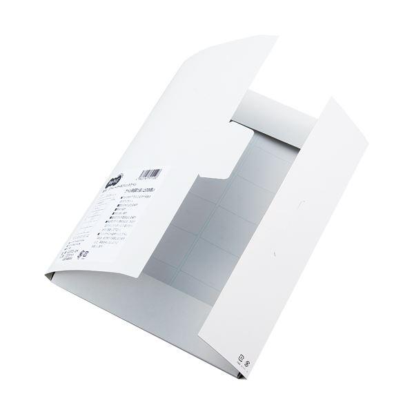 TANOSEE マルチプリンターラベル 高白色タイプ A4 12面標準 83.8×42.3mm 四辺余白付 1箱(100シート) 【×5セット】f00