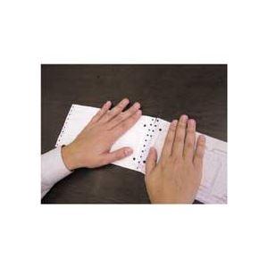 TANOSEE チェーンストア統一伝票 ターンアラウンド1型 12×5インチ 5枚複写 1箱(1000組) h02