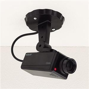 (まとめ) オーム電機 ダミーカメラ カメラ型 ODC-07 1台 【×4セット】