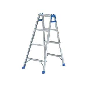 ステップ幅広 はしご兼用脚立 KW-120 1100mm - 拡大画像