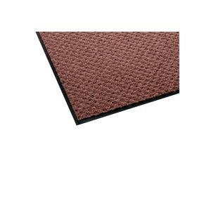 テラモト玄関マットハイペアロン室内/屋内用600×900mmチョコブラウンMR-038-040-41枚