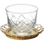 (まとめ) 東洋佐々木ガラス 冷茶グラス 200ml MZB-05130-5 1セット(5個) 【×5セット】