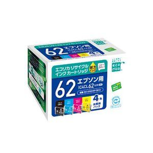 エコリカリサイクルインクカートリッジECI-E624P/BOX