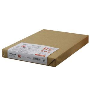 (まとめ)長門屋商店マルチOA和紙楮入奉書白B5ナ-8511冊(250枚)【×3セット】