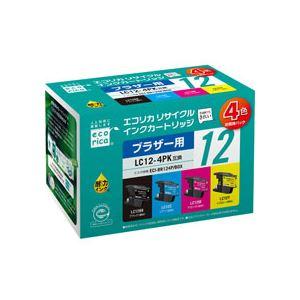 エコリカリサイクルインクECI-BR124P/BOX