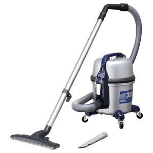 (まとめ)パナソニック店舗・業務用掃除機シルバーMC-G3000P-S1台【×3セット】