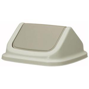 (まとめ) 新輝合成 ダストボックス 45 フタのみ グレー DS-988-062-0 1個 【×5セット】