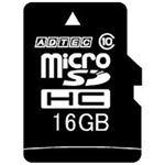 microSDHC 16GB Class10 SD変換Adapter付
