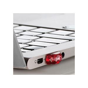 エーデータ USBメモリー 2.0規格 32GB レッド AUD310-32G-RRD 1個 【×2セット】 h02