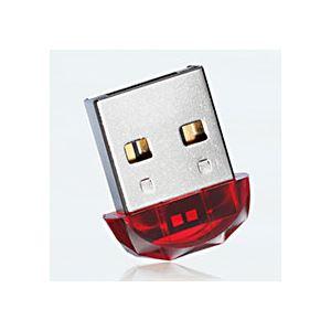 エーデータ USBメモリー 2.0規格 32GB レッド AUD310-32G-RRD 1個 【×2セット】 f04