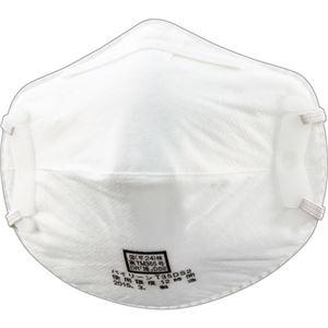 (まとめ) TRUSCO 使い捨て防塵マスク DS2 T35-DS2 1箱(10枚) 【×4セット】 - 拡大画像