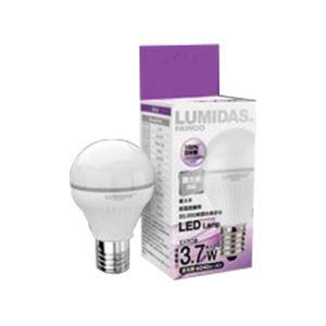 (まとめ) ファウ LumiDas-B 3.7W(調光器対応モデル) E17口金 昼光色相当 DBL04-JUE17S(P) 1個 【×2セット】