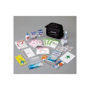コクヨ 救急用品セット(防災の達人) 少人数タイプ DRK-QS1D 1セット - 拡大画像