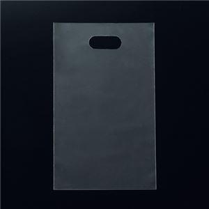 (まとめ) TANOSEE CPP手提袋(小判抜きタイプ) A4 ヨコ230×タテ380×厚さ0.05mm 1パック(50枚) 【×3セット】