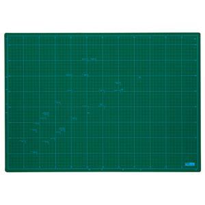 (まとめ) TANOSEE カッターマット A2 450×620mm 1枚 【×2セット】