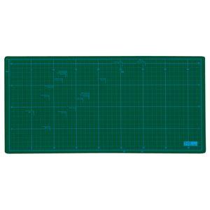 (まとめ) TANOSEE カッターマット A4ワイド 225×450mm 1枚 【×5セット】