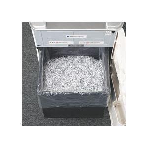 【訳あり・在庫処分】コクヨ シュレッダー用ゴミ袋 静電気抑制 エア抜き加工 透明 Lサイズ KPS-PFS100 1パック(100枚)