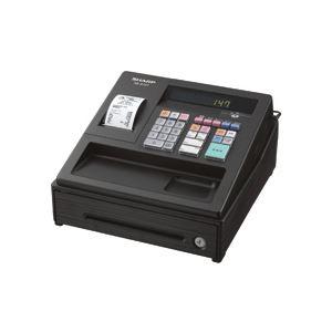 【送料無料】シャープ SHARP 電子レジスタ ブラック XE-A147-B 1台
