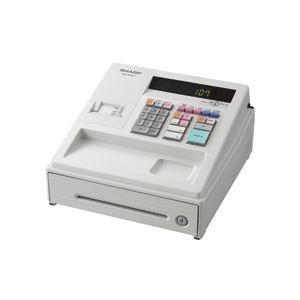 【送料無料】シャープ SHARP 電子レジスタ ホワイト XE-A107-W 1台