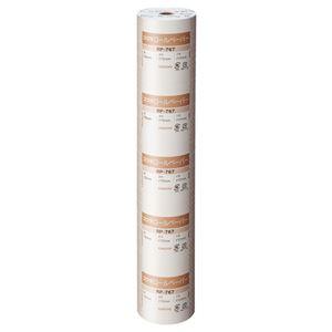 (まとめ) コクヨ ロールペーパー 紙幅76.2mm 直径70mm RP-767 1セット(5個) 【×4セット】