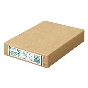 (まとめ) コクヨ KB用紙(共用紙)(低白色再生紙) B5 KB-SS35 1セット(2500枚:500枚×5冊) 【×2セット】