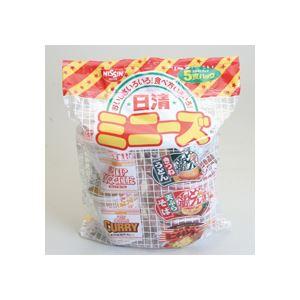 (まとめ)日清ミニーズ(東日本) 5食入×6パック - 拡大画像