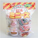 (まとめ)日清ミニーズ(東日本) 5食入×6パック